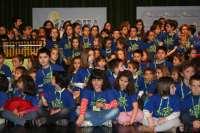 Las hermanas, Sonia e Inés Carrero, campeonas de Cálculo ALOHA La Rioja 2013