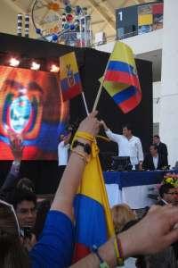 Correa reivindica el triunfo de Maduro y recalca que
