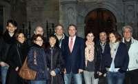 Periodistas franceses conocen la provincia gracias a los viajes de prensa organizados por Diputación