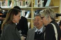 Cospedal inicia los trámites para potenciar el turismo idiomático en C-LM de la mano del Instituto Cervantes