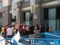 Llamazares pide a Interior extienda a la Guardia Civil la identificación numérica que va a poner a los antidisturbios