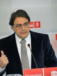 El PSOE extremeño critica que el gobierno de Monago está