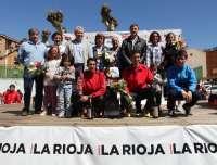 Del Río participa en la entrega de los premios de la Carrera Pedestre Valle del Iregua