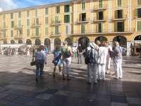 Baleares recibió 547.955 turistas extranjeros hasta marzo, un 10,9% más