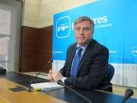 PP C-LM felicita a Daniel Martínez tras ser reelegido coordinador regional de IU y le desea