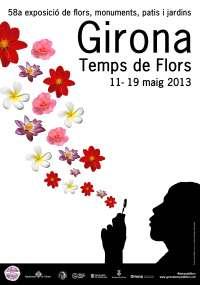 El 'Girona, Temps de Flors' contará con 145 espacios florales
