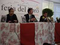 La Diputación Provincial da el pistoletazo de salida a la XIV Feria del Libro de Cáceres con dos propuestas literarias