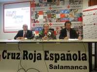 Cruz Roja Salamanca incrementa en un 80% la atención a personas en situación de extrema necesidad por la crisis