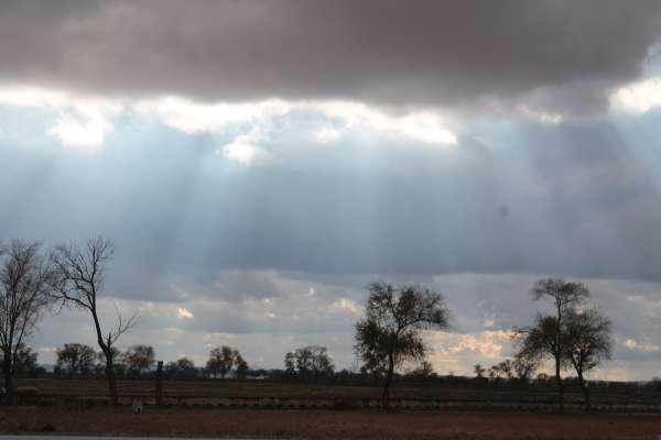 Las lluvias y tormentas afectarán esta semana a Levante y Baleares y las temperaturas bajarán
