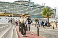 La entrada de turistas extranjeros en la Región aumentó un 4,1% en marzo respecto al mismo mes del año anterior