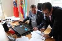 El Ayuntamiento cerró 2012 con un superávit de 1,5 millones de euros