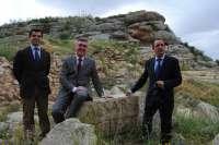 Marín anuncia que el Parque del Tolmo de Minateda será gestionado turísticamente por el Ayuntamiento de Hellín