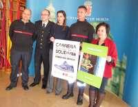 Últimas plazas para participar en la carrera solidaria Bomberos de Murcia, que se celebra este domingo