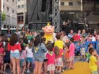 Las comisiones de fiestas de barrio de Barakaldo piden al Ayuntamiento 12.000 euros para cada una de ellas