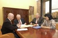 La Junta y el Ayuntamiento de Riello (León) colaborarán en la prevención, extinción e investigación de incendios