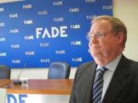 Vigón dejará su cargo como presidente de FADE el 5 de junio para