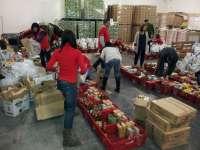 La USJ se suma a la campaña 'Ahora más que nunca' de ayuda alimentaria de Cruz Roja