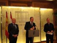 Sanz anuncia que el primer ciclo formativo de Formación Profesional Dual y Bilingüe de España se impartirá en La Rioja
