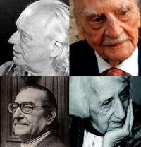Alonso subraya que Caballero Bonald, Rosales, Alberti, Zambrano y Ayala conforman un quinteto