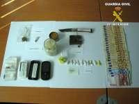 Detenido un vecino de Piedras Blancas acusado de tráfico de drogas