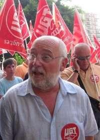 El secretario de UGT en Málaga asegura que es una