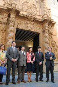 Subsecretario Fomento asiste inauguración del Palacio de Guevara, rehabilitado con cargo a fondos 1% Cultural