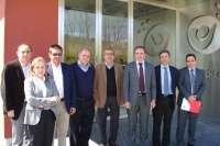 Limagrain Ibérica ha multiplicado por 20 la producción de semillas híbridas con los nuevos regadíos del Canal de Navarra
