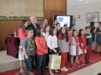 Ávila destaca la visión de los escolares porque