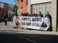 Trabajadores de Puertas Norma piden ayuda a la Junta para evitar