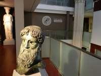 El Bronce de Artemision protagoniza este jueves el ciclo 'La obra en su contexto' del Museo de Reproducciones de Bilbao