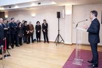 Urkullu mantiene un encuentro con la sociedad vasca residente en Bruselas