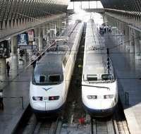 Renfe pone a la venta 20.000 plazas con una tarifa de 35 euros en los AVE que enlazan Barcelona con Andalucía