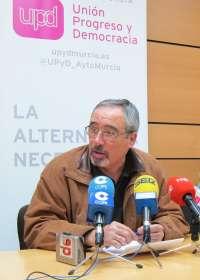 UPyD Murcia demanda un nuevo PHN