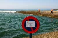 San Bartolomé de Tirajana(Gran Canaria) prohíbe el baño en el litoral de Castillo del Romeral