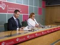 El personal discapacitado de Indesa se encargará de la limpieza de 13 edificios municipales de Vitoria