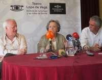 María Galiana y Juan Echanove llegan este jueves al Teatro Lope de Vega con 'Conversaciones con mamá'