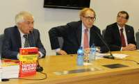 Ramón Tamames presenta en la US su libro sobre la economía china