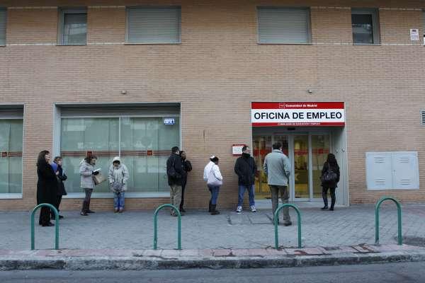 El paro sube en el primer trimestre en 7.900 personas en Extremadura, hasta los 181.600 desempleados