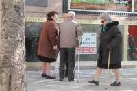 El gasto en pensiones fue de 796,90 euros en Castilla-La Mancha en abril