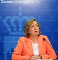 La consejera de Agricultura acusa al PSOE de
