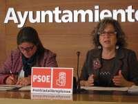 PSOE ve las normas de acceso a los plenos municipales como