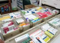 El gasto farmacéutico de la Comunitat cae un 24,6% en marzo, hasta 88,3 millones de euros