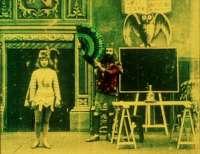 La Filmoteca Vasca presenta una copia única de 'Le chevalier mystère' de Méliès en el Congreso de la FIAF en Barcelona