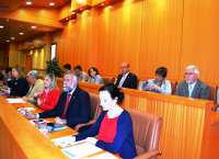 El pleno talaverano aprueba crear un grupo de trabajo que haga alegaciones al plan de cuenca del Tajo