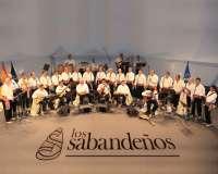 Los Sabandeños actúan en el Auditorio de Tenerife en un concierto benéfico de los clubes Rotario