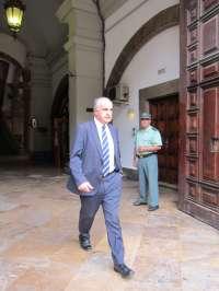 Blasco se opone a la separación de piezas para evitar la posible