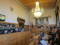 PP de Santiago aprueba el solitario los presupuestos de 2013 entre acusaciones de