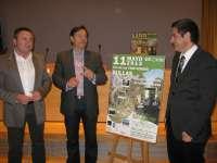 Bullas acoge la celebración del Día de las Vías Verdes con una ruta gratuita de seis kilómetros
