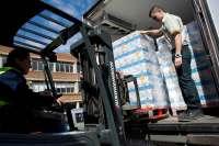 Mercadona dona 12.000 litros de leche al Banco de Alimentos de Lleida
