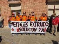 Dos inversores, uno español y otro extranjero, podrían optar a la compra de Metales Extruidos